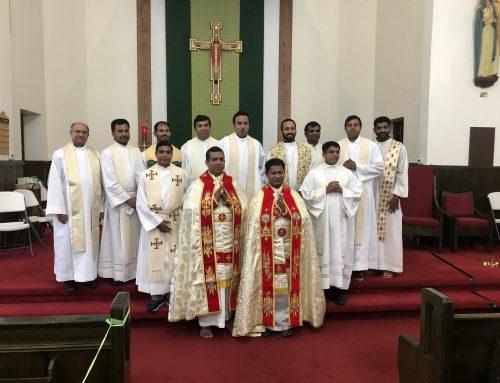 Syro Malabar East Syrian Mass
